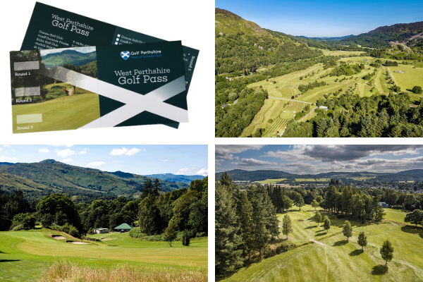 West Perthshire Golf Pass